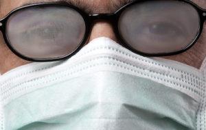 Astuces pour éviter la buée sur les lunettes lié au port du masque coronavirus